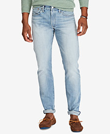 "Polo Ralph Lauren Men's Sullivan Slim Stretch 9"" Jeans"