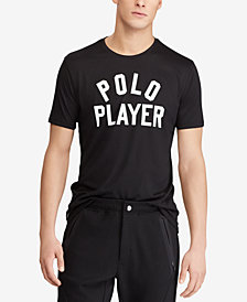 Polo Ralph Lauren Men's Big & Tall Performance Graphic T-Shirt