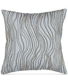 "Donna Karan Aire 16"" x 16"" Decorative Pillow"