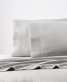 DKNY PURE Comfy Cotton 200-Thread Count 2-Pc. Standard Pillowcase Set