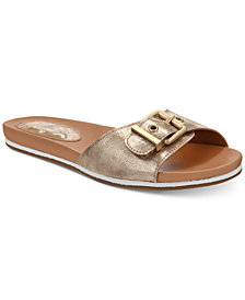 Style & Co Women's Vivvie Slide On Sandals, Created for Macy's