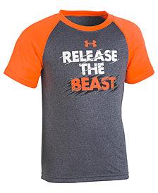 Under Armour Beast-Print T-Shirt, Little Boys