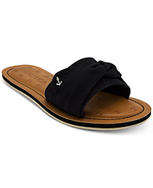 Nautica Hobson Slip-On Flat Sandals