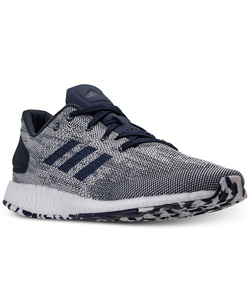 8761200252a4f ... adidas Men s PureBOOST DPR Running Sneakers from Finish Line ...