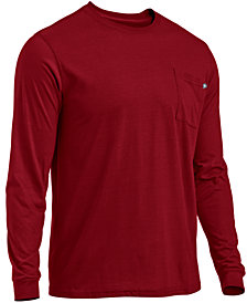 EMS® Men's Techwick Vital Long-Sleeve Pocket T-Shirt