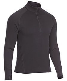 EMS® Men's Techwick® Heavyweight 1/4-Zip Base Layer Top