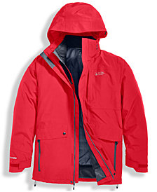 EMS® Men's Catskill 3-in-1 Packable Waterproof Jacket