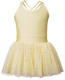 Flo Dancewear Strappy Leotard Dress, Toddler, Little & Big Girls