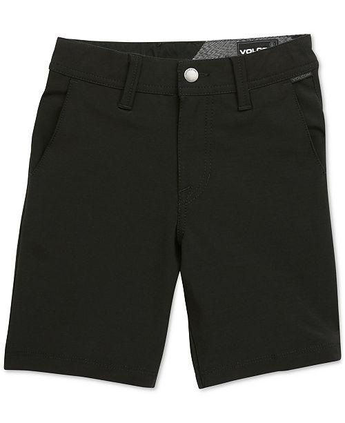 Volcom Static Hybrid Shorts, Big Boys