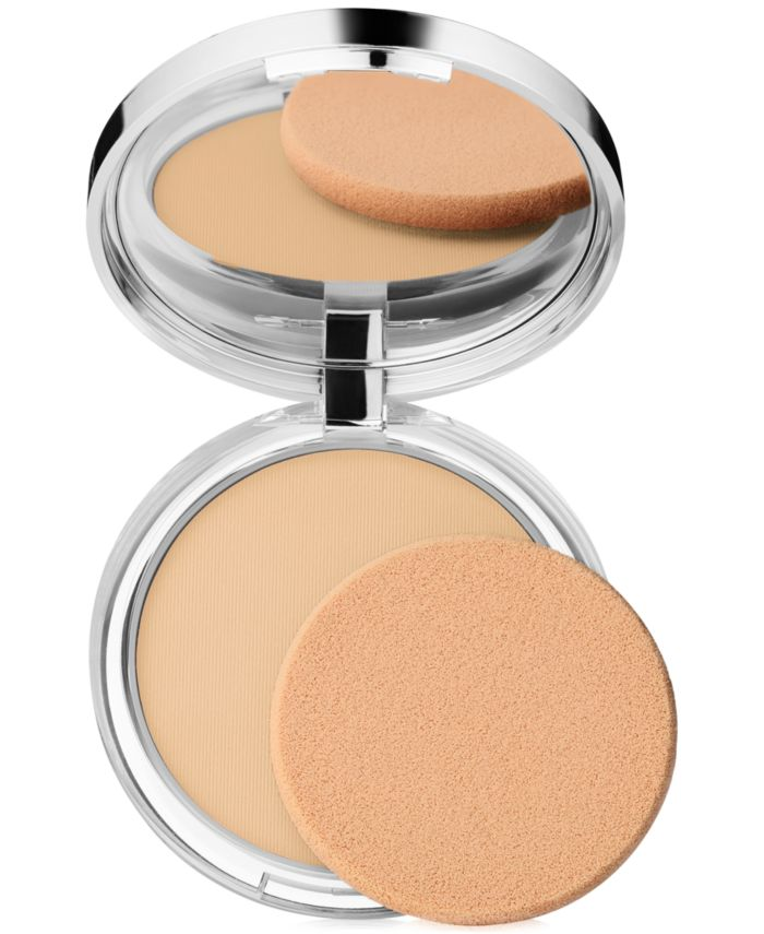 Clinique Stay-Matte Sheer Pressed Powder, 0.27 oz. & Reviews - Makeup - Beauty - Macy's