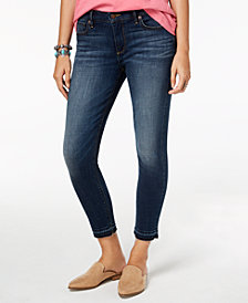 Lucky Brand Ava Cropped Skinny Jeans