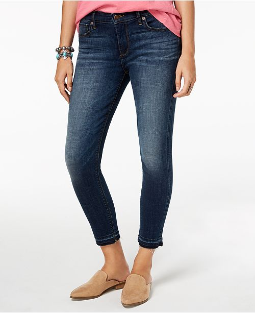 Lucky Brand Ava Capri Skinny Jeans