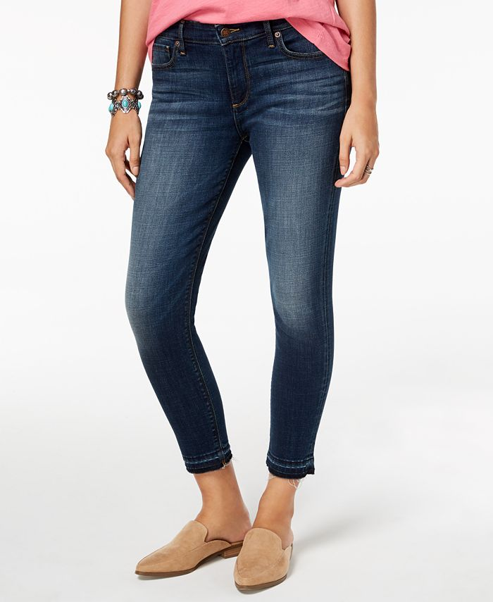Lucky Brand - Ava Cropped Skinny Jeans