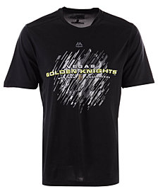 Majestic Men's Vegas Golden Knights Off the Post T-Shirt