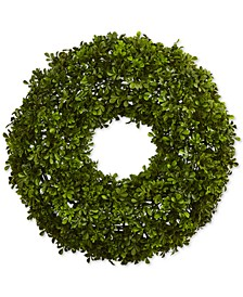 "22"" Boxwood Wreath"