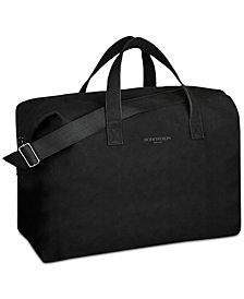 Receive a FREE Weekend Bag with any large spray purchase from the Boucheron Homme fragrance collection