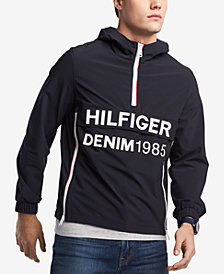 Tommy Hilfiger Men's Graphic-Print Gateway Jacket, Created for Macy's