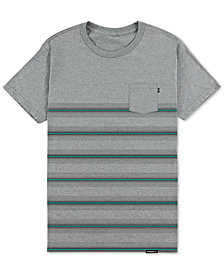O'Neill Men's Pho Striped Pocket T-Shirt