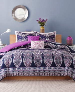 Intelligent Design Adley 4-Pc. Twin/Twin Xl Comforter Set Bedding