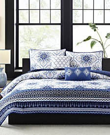 Cassy Twin/Twin XL 4-Pc. Coverlet Set