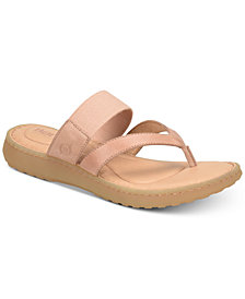 Born Nevis Flat Sandals