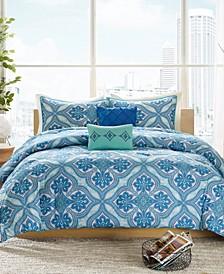 CLOSEOUT! Lionna 5-Pc. Bedding Sets