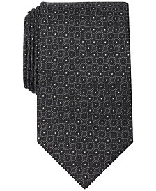 Perry Ellis Men's Taner Neat Silk Tie