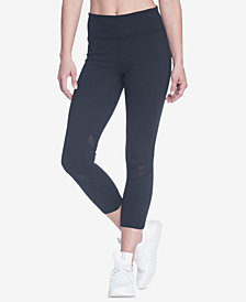 Gaiam Om Luxe Capri Yoga Leggings