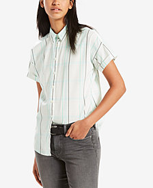 Levi's® Sadie Short-Sleeve Shirt
