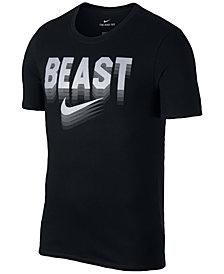 Nike Men's Dry Football Beast Graphic T-Shirt