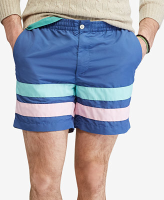 "Men's 6"" Prepster Swim Trunks by Polo Ralph Lauren"