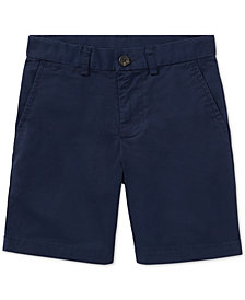 Polo Ralph Lauren Big Boys Cotton Chino Shorts