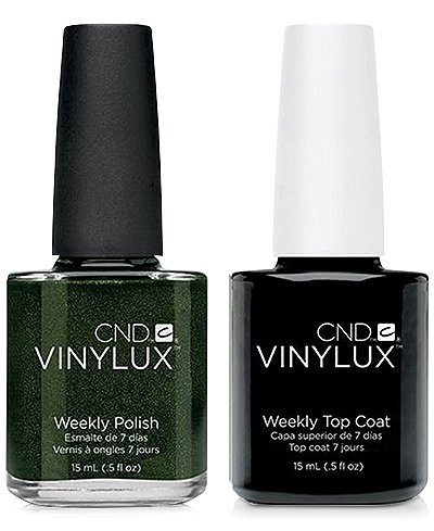 Creative Nail Design Vinylux Pretty Poison Nail Polish & Top Coat (Two Items), 0.5-oz., from PUREBEAUTY Salon & Spa