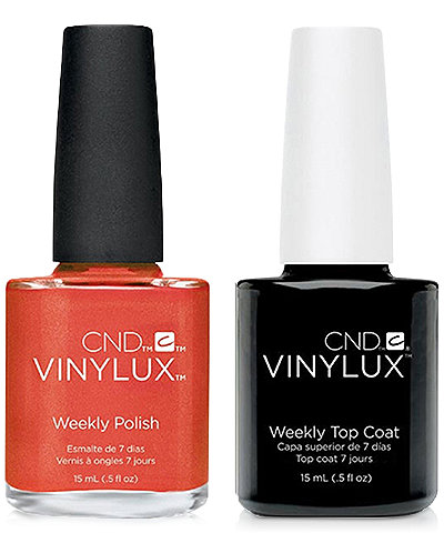 Creative Nail Design Vinylux Jelly Bracelet Nail Polish & Top Coat (Two Items), 0.5-oz., from PUREBEAUTY Salon & Spa