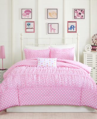 Lia 4-Pc. Full/Queen Comforter Set