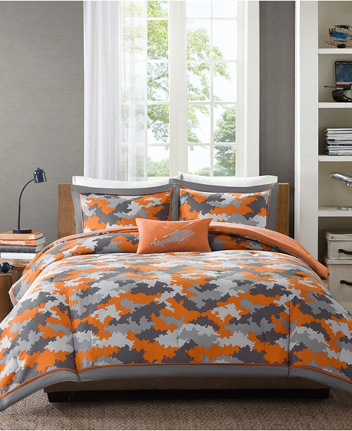 Mi Zone Lance 3-Pc. Twin/Twin XL Comforter Set