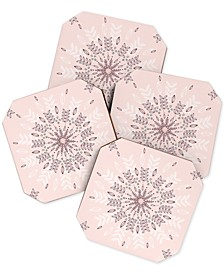 Rosebudstudio Pretty Coaster Set