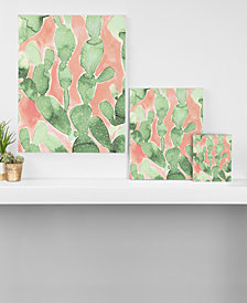 Deny Designs Jacqueline Maldonado Paddle Cactus Canvas Collection