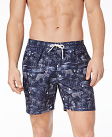 Trunks Surf & Swim Co. Men's Printed 6.5'' Swim Trunks