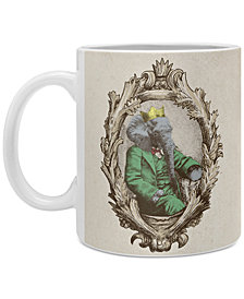 Deny Designs Eric Fan  Royal Portrait Coffee Mug