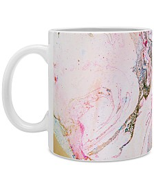 Deny Designs Iveta Abolina Winter Marble Coffee Mug