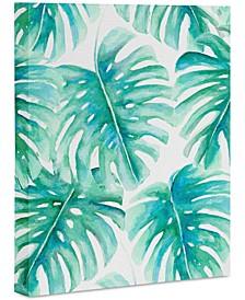 "Jacqueline Maldonado Paradise Palms Art Canvas 16x20"""