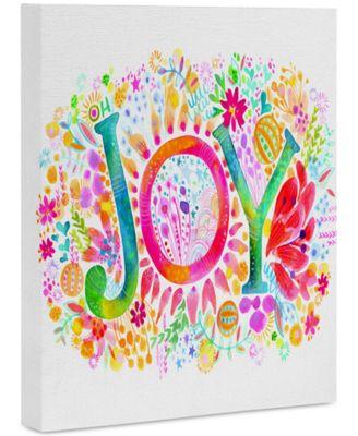 "Stephanie Corfee Oh Joy Art Canvas 8x10"""