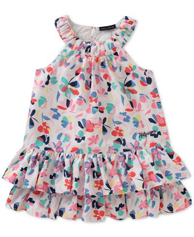 Tommy Hilfiger Floral-Print Shift Dress, Toddler Girls