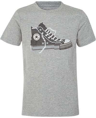 Converse Graphic-Print T-Shirt, Big Boys