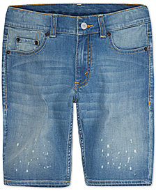 Levi's® 511 Stretch Performance Denim Shorts, Big Boys