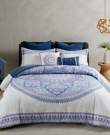 Urban Habitat Coletta Cotton 7-Pc. Full/Queen Comforter Set