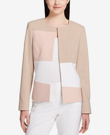 Calvin Klein Colorblocked Jacket