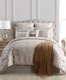 Kagney 10-Pc. Queen Comforter Set