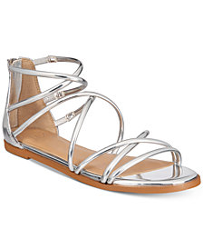 Material Girl Westley Gladiator Sandals, Created for Macy's